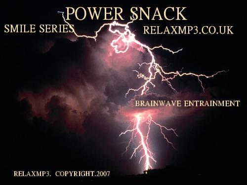 Product picture POWER SNACK 10 MINS ENERGY RELAXMP3.CO.UK.mp3